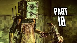 getlinkyoutube.com-The Evil Within Walkthrough Gameplay Part 18 - Boxhead (PS4)