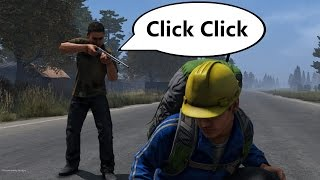 getlinkyoutube.com-Giving Players a Jammed Gun - A DayZ Social Experiment