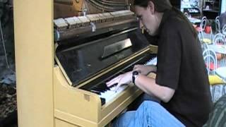 getlinkyoutube.com-Pink Floyd's High Hopes. by Piano Duo