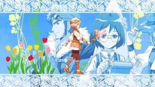 getlinkyoutube.com-【Wii / PS3】Rune Factory Oceans Opening【Azel / Sonia】