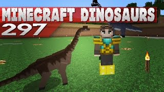 getlinkyoutube.com-Minecraft Dinosaurs! || 297 || Long Neck