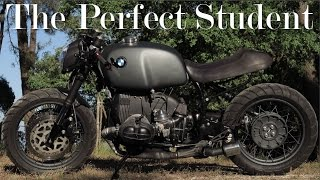 getlinkyoutube.com-Cafe Racer (BMW R100 R by Curteskin Atelier)