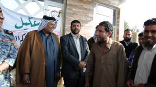 getlinkyoutube.com-استقبال  عشائر عكيل السيد حاكم الزاملي(2)  من اعداد الاعلامي( ابو رامي)