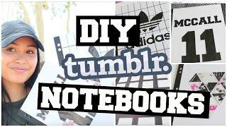 getlinkyoutube.com-DIY Tumblr Notebooks! | misjaymi