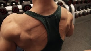 getlinkyoutube.com-Der Kannibale - Trizeps & Unterarme - Let's Pump Muscles #85