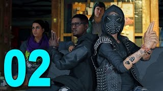 Watch Dogs 2 - Part 2 - The Squad