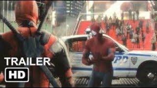 getlinkyoutube.com-Deadpool Kills The Marvel Universe Trailer #2 (Epic Fan Supercut)