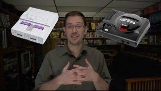 Sega Genesis vs Super Nintendo - SNES vs GENESIS