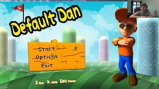 getlinkyoutube.com-Playing Default Dan (PC Gameplay) (Part 1) (KID GAMING)