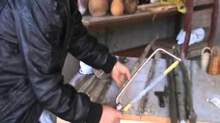getlinkyoutube.com-Mestre Mestrinho ensina - Como fazer um Berimbau