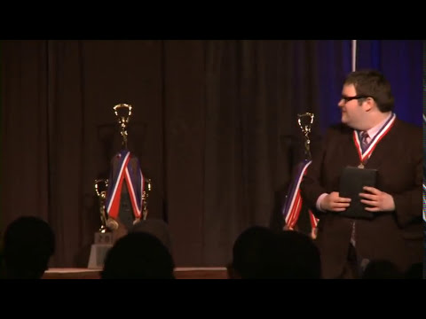 Fat Guy Poetry - Eric Sequeira (2010 IHSA Forensics Poetry State Champion)