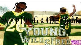 getlinkyoutube.com-Snoop Dogg & Wiz Khalifa - Young Wild And Free [Gta San Andreas]
