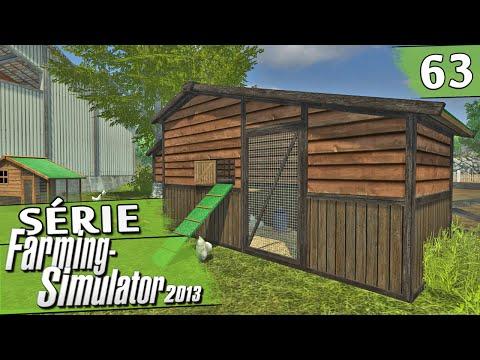 Farming Simulator 2013 - Galinheiro Automático