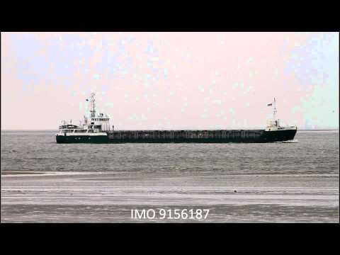 Click to view video BERIT - IMO 9156187 - Germany - River Elbe - Otterndorf