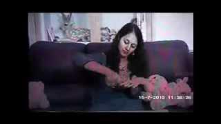 MEGA TV - Pengal.com - Rubini's craft work part 1