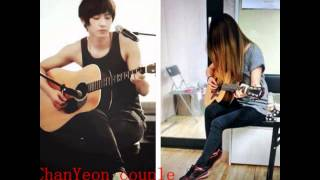 getlinkyoutube.com-Park Chanyeol and Park Jiyeon ( Exo & T-ara )