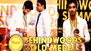 """getlinkyoutube.com-ANIRUDH - """"IT IS VERY SPECIAL TO RECEIVE AN AWARD FROM MY CHILDHOOD HERO"""" - BW"""