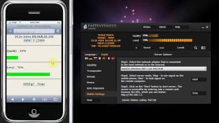 getlinkyoutube.com-Satellite finder + Mobile phone or iPhone