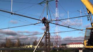 getlinkyoutube.com-3 elements 80 meters yagi full-size