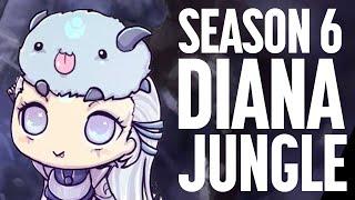 getlinkyoutube.com-Diana Jungle Full Game Commentary (League of Legends)