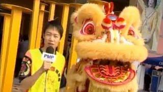getlinkyoutube.com-2007 中国广东中山市舞狮表演 GuangDong Lion Dance, CHINA.
