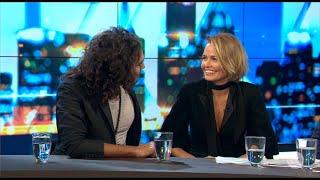 getlinkyoutube.com-Russell Brand (& Lara Bingle) - Full Interview on 'The Project'