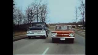 1962 Chevrolet Corvair Monza Spyder