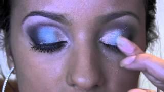 getlinkyoutube.com-Maquiagem Festa para Morenas ou Negras por Camila Coelho