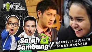getlinkyoutube.com-Dimas Anggara dikerjain Michelle Ziudith di SALAH SAMBUNG