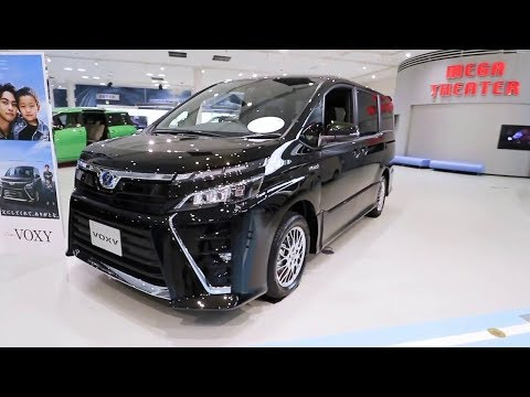 NEW Toyota Voxy 2018 Launches Redesigned Voxy And Noah
