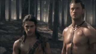 getlinkyoutube.com-Stunning Gay Love Story - Spartacus