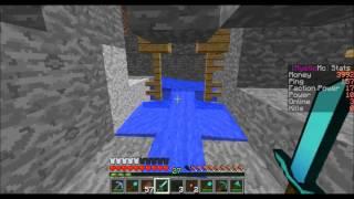 getlinkyoutube.com-Minecraft Factions #2 Making Progress