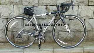 My Cannondale CAAD10 5 #01