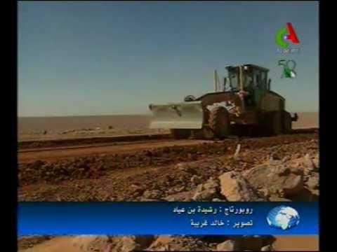 Algerie,nvelle RN(900km) Adrar-Aoulef-In Salah-Tam.