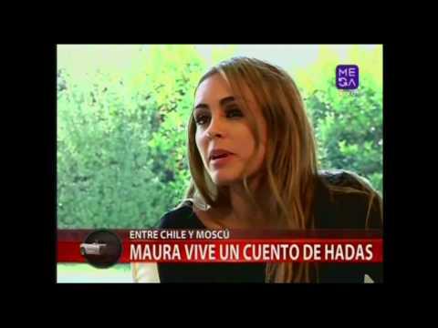 Maura Rivera habla en exclusiva con SAV sobre su vida en Rusia