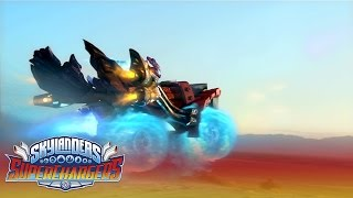 "getlinkyoutube.com-Official Skylanders SuperChargers: ""Buckle Up"" Reveal Trailer"