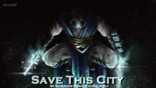 getlinkyoutube.com-EPIC ROCK | ''Save This City'' by Generdyn Music [feat. Zayde Wolf]