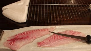 getlinkyoutube.com-How To Fillet a Fish: Step by Step