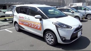 getlinkyoutube.com-トヨタ 新型シエンタ G 4WD 内外装
