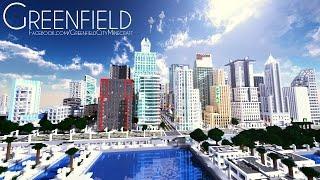 """getlinkyoutube.com-""""Increible Ciudad Gigantesca"""" / Mapas Minecraft / Greenfield (1.7.10)"""