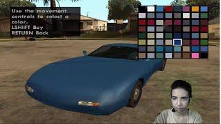 مود تعديل السيارة واصلاحها فى لعبة جاتا GTA San Andreas