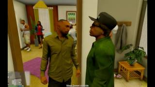 GTA V - House Party