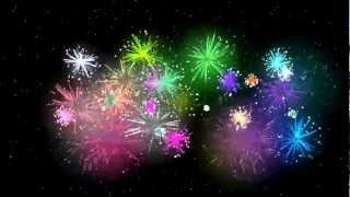 getlinkyoutube.com-3D HD Spectacular Fireworks Display Show Animation Extreme Explosions Boom Animated Demo