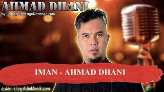 IMAN  - AHMAD DHANI Karaoke