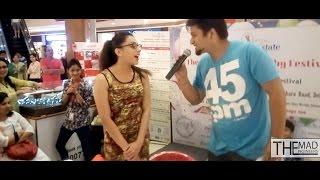 getlinkyoutube.com-Hot Girl Singing Honey Singh Vol 1 || Yo Yo Honey Singh Vs. Badshah