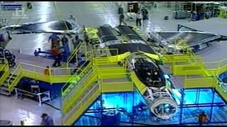 getlinkyoutube.com-Maszyny Wojenne - F-22 Raptor PL