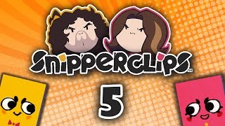 Snipperclips: The Key to Success - PART 5 - Game Grumps
