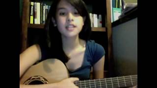 getlinkyoutube.com-Perahu Kertas Guitar Tutorial - Maudy Ayunda