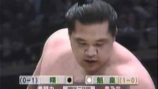 getlinkyoutube.com-両横綱が初日から連敗(98年春場所)