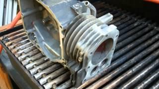getlinkyoutube.com-Aluminum Brazing Repair - (Part 9)